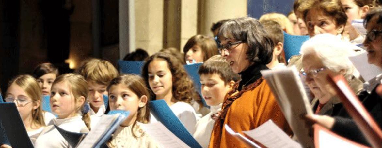 Chorales en Choeurs fées bleues